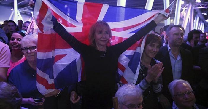 Gran Bretaña, en caos antes de decidir separarse de Unión Europea