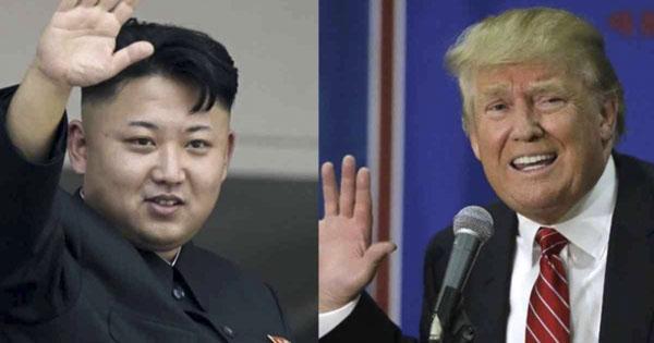 Trump elogia a Kim Jong-Un por 'sabia decisión' de no atacar a Guam