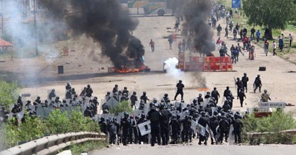 'Nochixtlán: un año de impunidad', por Elena Poniatowska