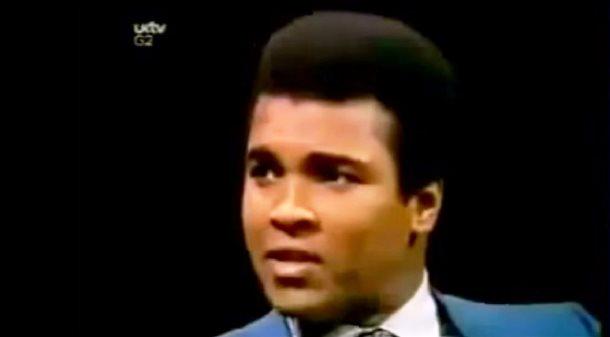 '¿Por qué Dios es blanco?': Muhammad Ali sobre el racismo (VIDEO)