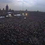 Rubén Blades dedicó tema a los 43 desaparecidos
