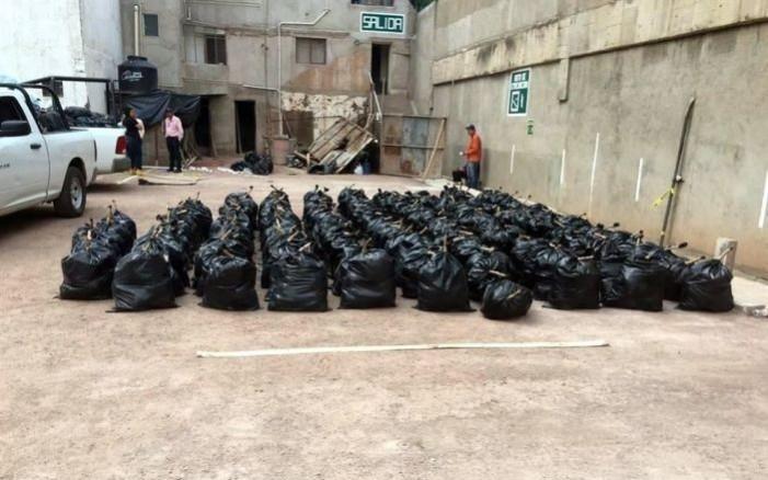 Encuentran despensas a favor del PRI en bodega de ISSSTE en Zacatecas