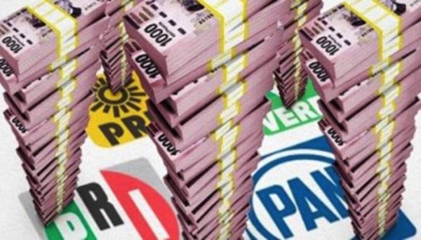 Partidos ocultaron una cuarta parte de su gasto en campañas