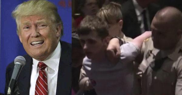 donald Trump sufre atentado; joven de 19 intentó dispararle