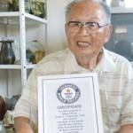 Se gradúa a los 96 japonés, es el más viejo en hacerlo en el mundo