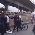 Amigos de presunto ladrón agreden a policías y logran liberarlo