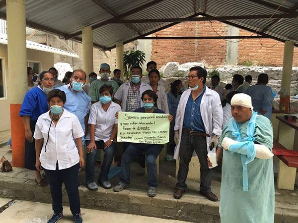 Se agrava crisis del IMSS, médicos huyen por malas condiciones laborales