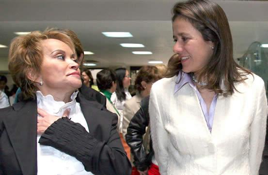 'Hace bien en no ponerse Margarita Calderón', no ganaría ningún voto: Fox