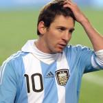 Messi deja la selección argentina