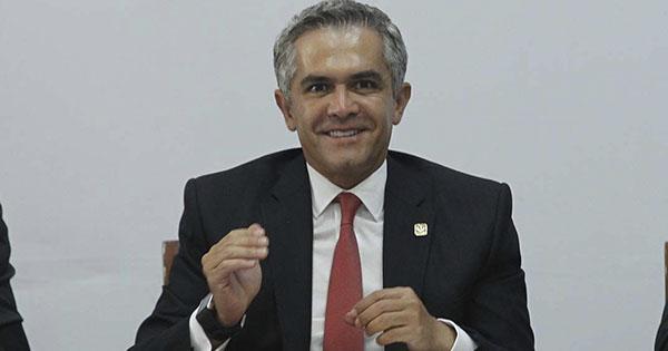 Mancera quiere licencia para disputar el 2018, mientras la inseguridad creció en la CDMX
