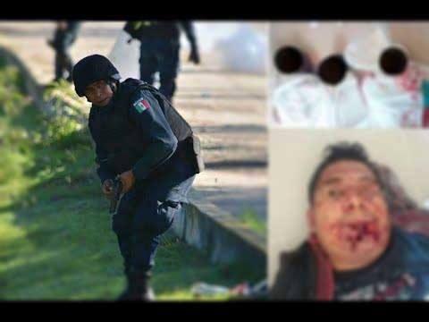'Policías usaron armas en Nochixtlán; prohibieron atender a lesionados': CNDH