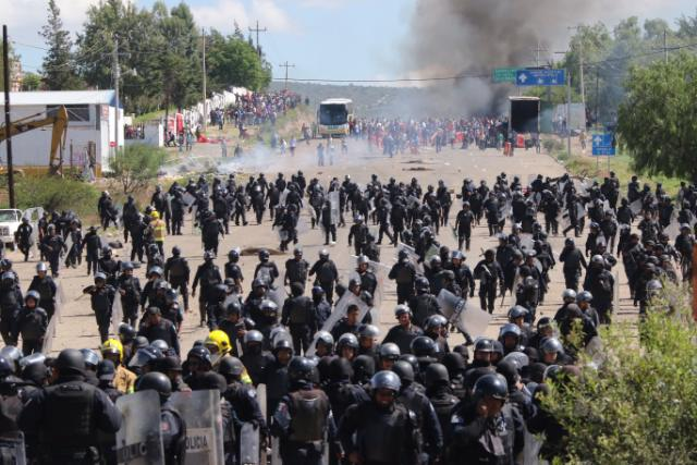 A 8 meses de Nochixtlán, persiste impunidad