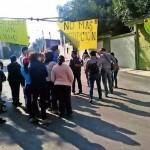 Ciudadanos de Edomex rechazan reapertura de mina