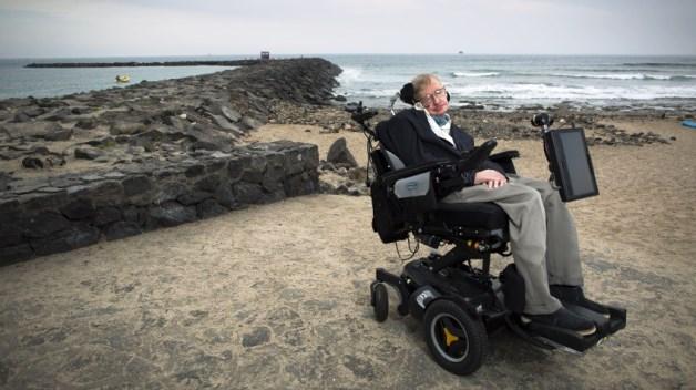 'Si el mundo no deja La Tierra, no tiene salvación': Stephen Hawking