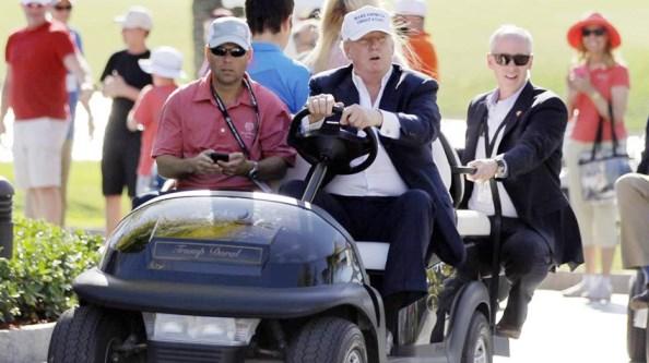 Torneo de Golf viene a México y abandona a Trump