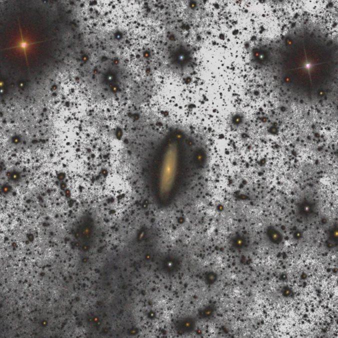 La parte más profunda del universo