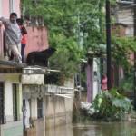 Daños en 52 colonias de Xalapa por tormenta
