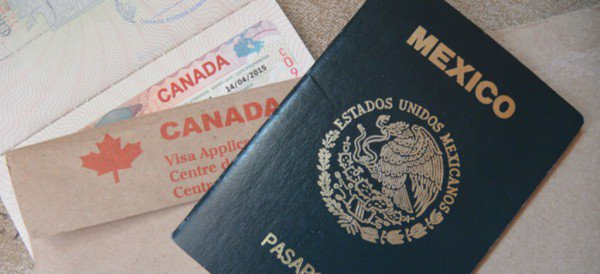 Desde diciembre adiós a la visa de mexicanos para entrar a Canadá