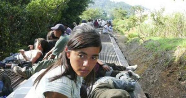 México peligroso para mujeres migrantes centroamericanas