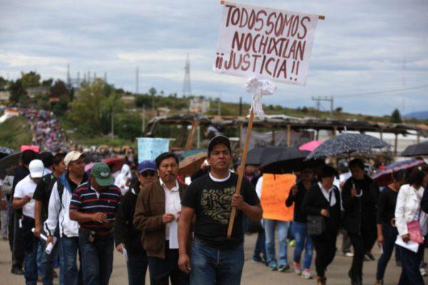 A un año de la masacre siguen las amenazas y ataques a víctimas de Nochixtlán