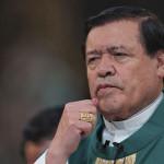 Norberto Rivera pretende 'defender' a la iglesia en elecciones de 2018