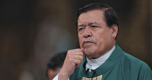 Norberto Rivera echa la bolita a PGR; sí se denunció pederastia, dice
