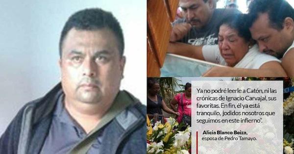 Video exhibe complicidad de policías con asesinato de Pedro Tamayo