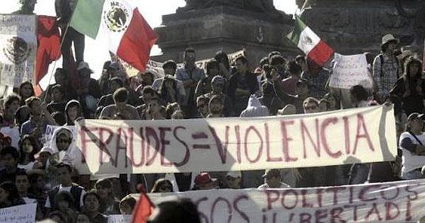 Ochoa Reza anuncia ¿Fraude en Edomex?