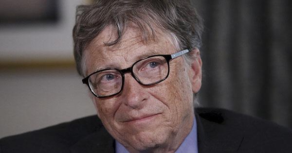 Bill Gates dona 4 mil 600 millones de dólares