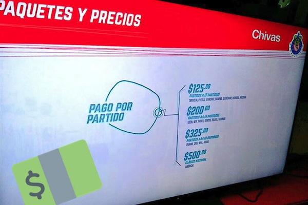 Falla transmisión de Chivas, usuarios piden devolución y se burlan