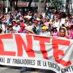 Abrogación de la reforma educativa es el tema: CNTE
