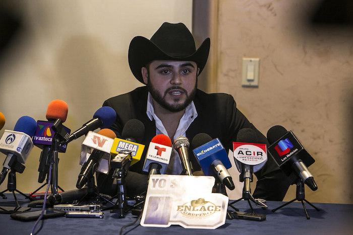 Gerardo Ortiz sacará nuevo video, ahora para un narco