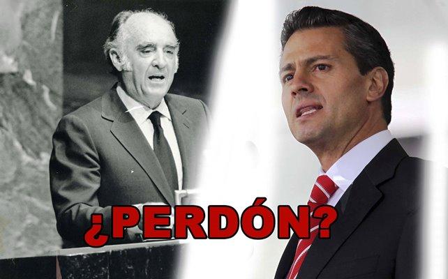Peña Nieto y López Portillo en 'Lo Imperdonable' (VIDEO)