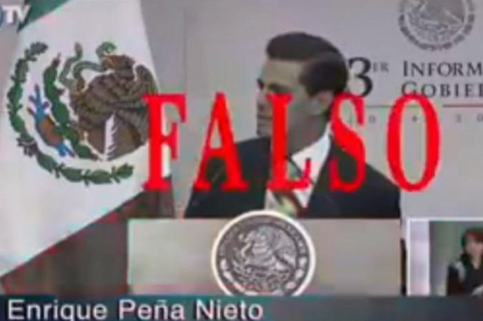 AMLO denuncia en video mentiras de Peña sobre gasolinazos