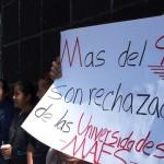 Fuera 80% de aspirantes a los bachilleratos de la UNAM