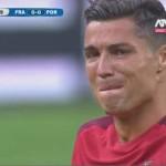 Portugal gana Eurocopa con un Cristiano Ronaldo lesionado