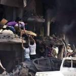 Coche bomba deja 55 muertos y 160 heridos en Siria