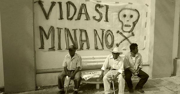Mineras en México heredan destrucción, enfermedades y muerte