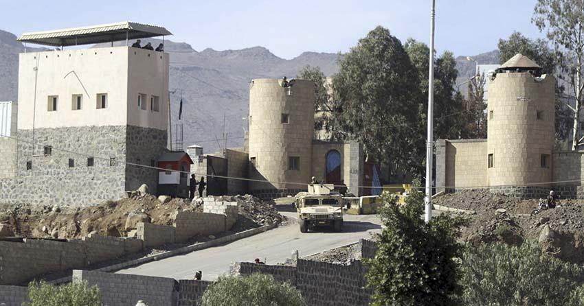 Arabia Saudita bombardea el Palacio Presidencial de Yemen