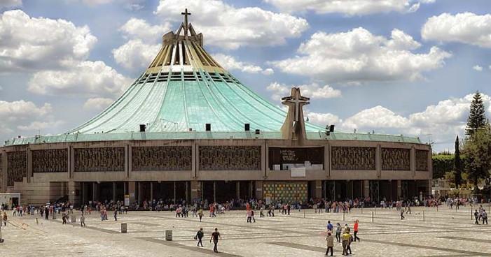Basílica de Guadalupe recibe más visitas que el Vaticano