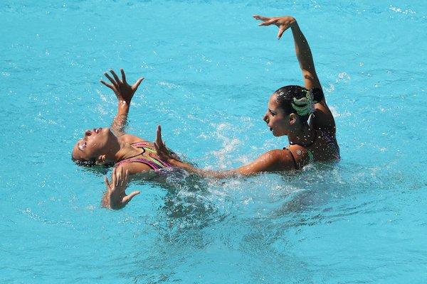 Equipo mexicano de nado sincronizado logra pase a la final