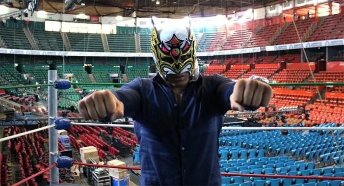 Estoy preparado para perder o ganar la máscara, estoy guapo: Dragon Lee