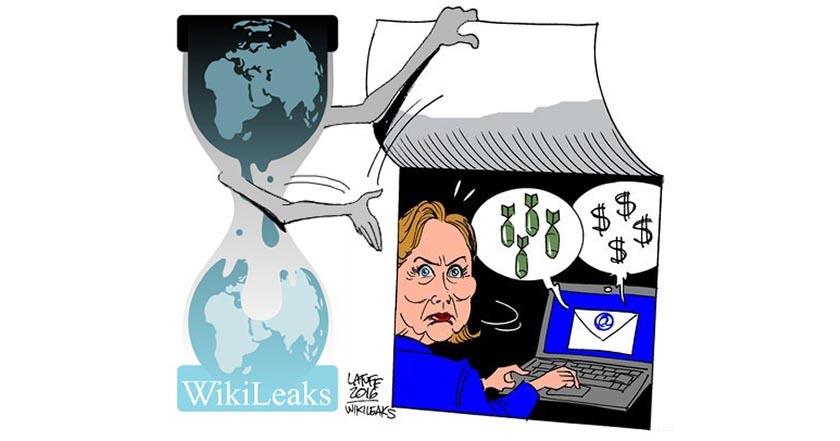 En Rusia investigamos antes de acusar responden a inculpaciones de EU hillary clinton wikileaks