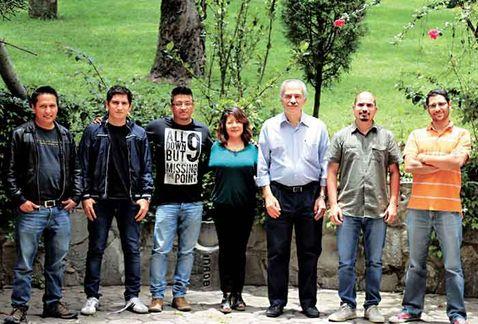 Mexicanos ganan presea en concurso de inteligencia artificial