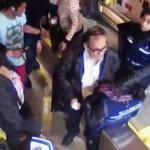 Golpea a operadora antes de marcha contra violencia de género en Lima (Video)