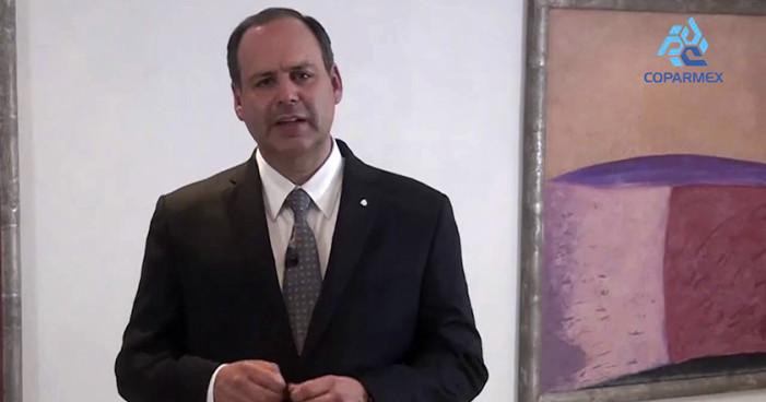 Urge Coparmex subir unos pesos al salario mínimo para simular en negociación de TLCAN