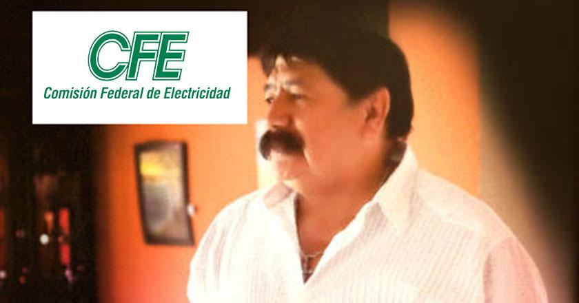 José Luis Lupercio Pérez Líderes sindicales de CFE y Pemex, con jubilaciones estratosféricas