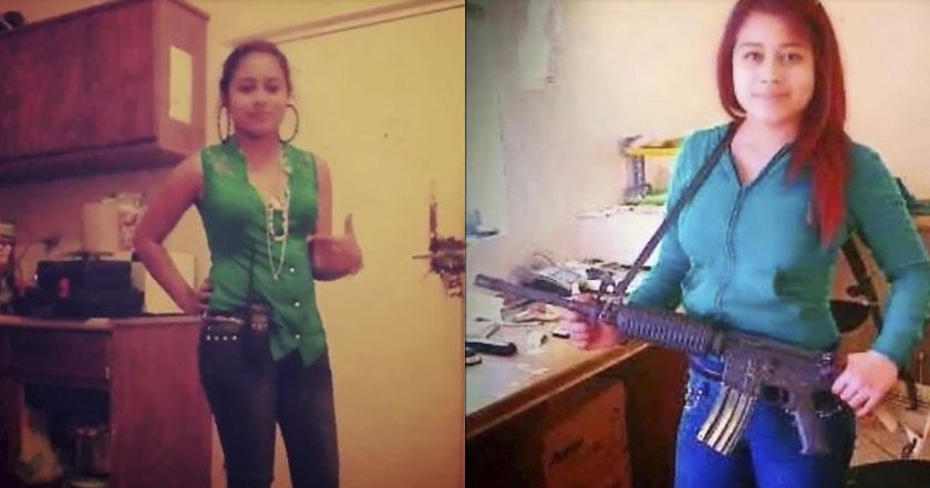 Juana La Peque Zetas vampira bathory sangre violencia narcotráfico