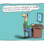 Personas 'solitarias' las más activas en las redes sociales