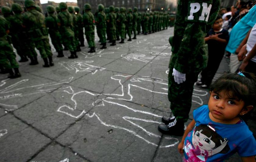 Balaceras y ejecuciones dejan 9 muertos en Puebla